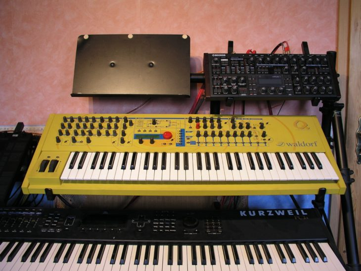 Waldorf Q Synthesizer