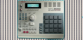 Test: AKAI MPC2000, Midi-Production-Center