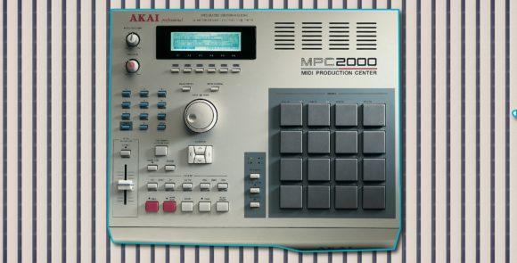 AKAI MPC2000