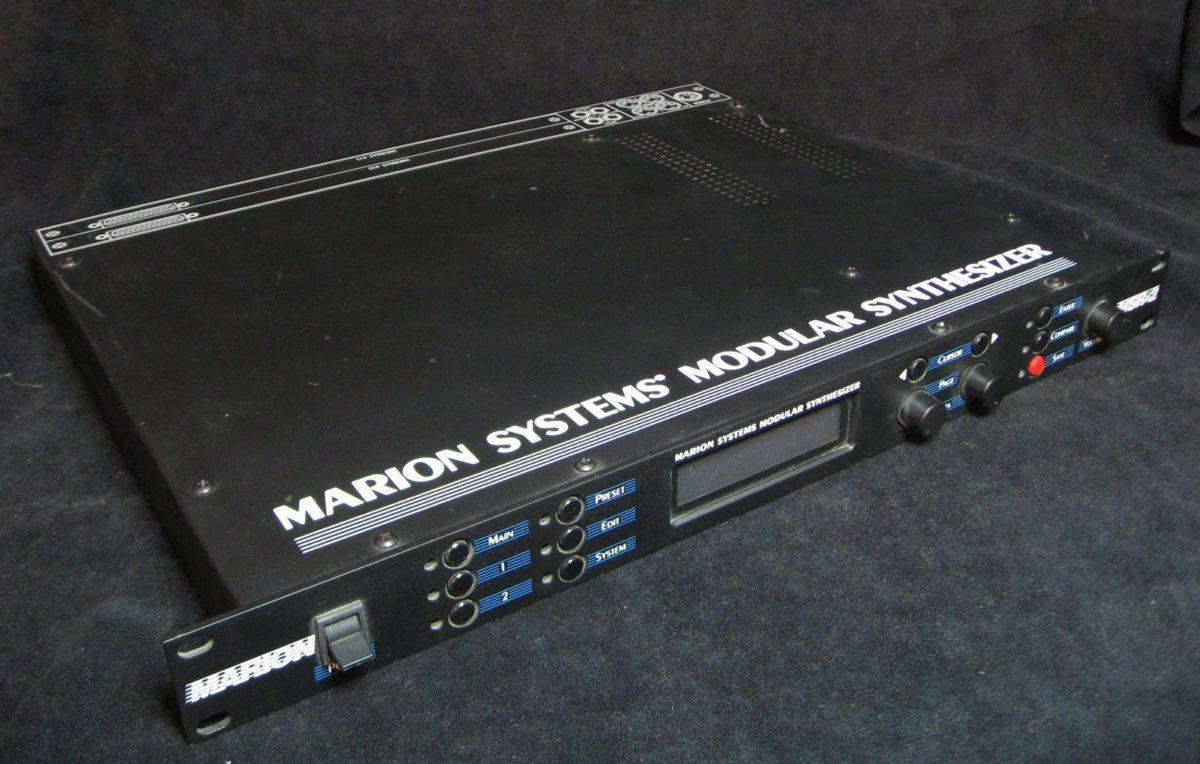 Marion Systems MSR-2