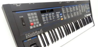 BLUE BOX: Oberheim Matrix 6, 6R, 1000 & Marion Prosynth