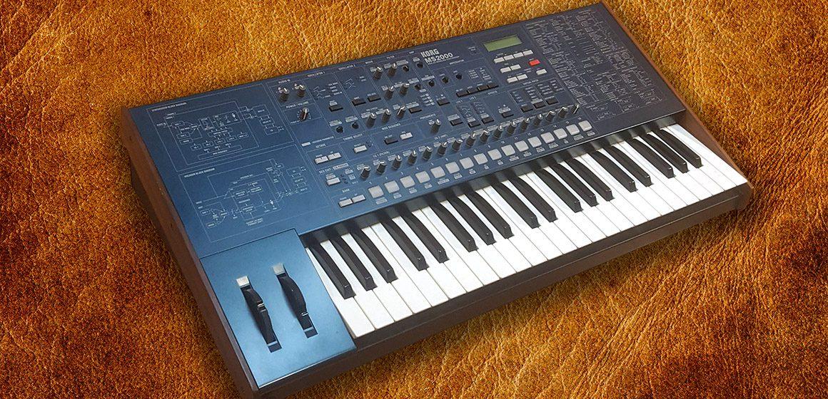 Korg »MS-2000R«