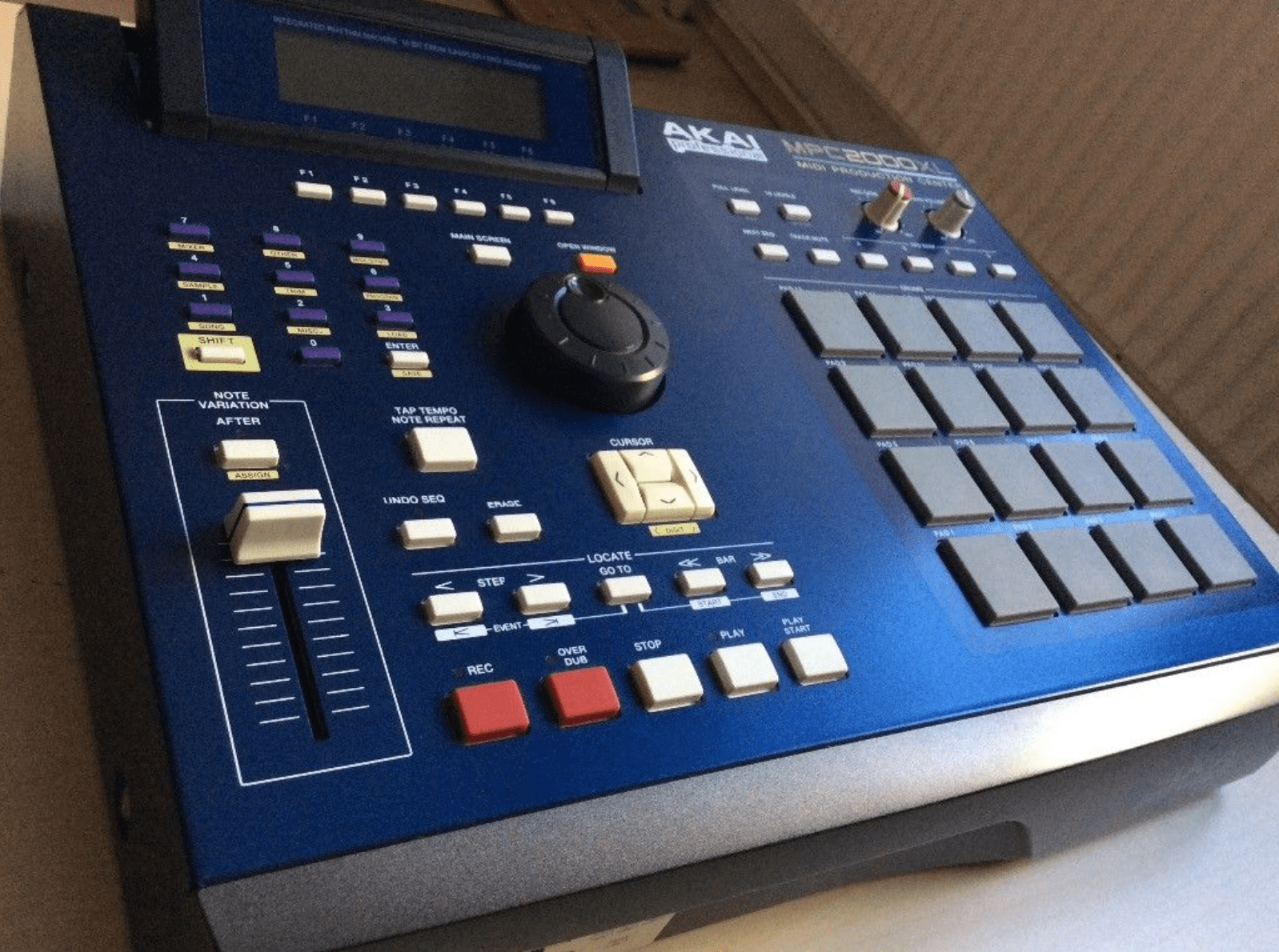 akai mpc2000 midi production center essay Essay on akai mpc2000 (midi production center) mpc2000, which include a built in sampler, sequencer and more here is a detailed general description of the akai mpc2000 large 248 x 60 dot.