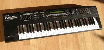 Test: Roland XP-30, Synthesizer