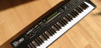 Test: Roland XP-30, Synthesizer