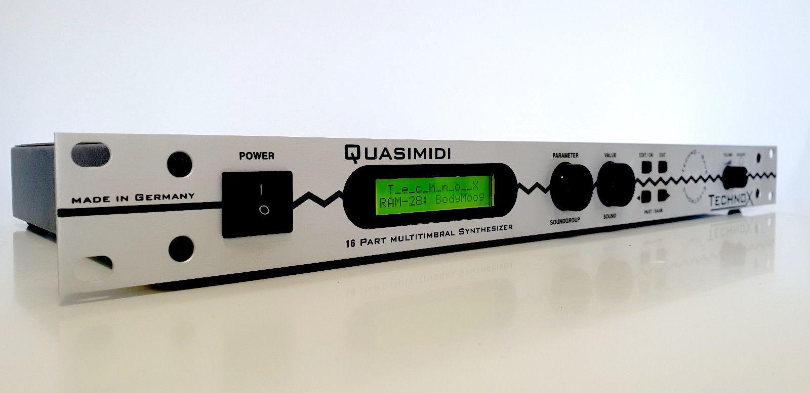 Quasimidi Technox
