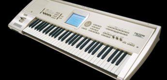Korg Triton Music-Workstation Revival als iOS oder App?