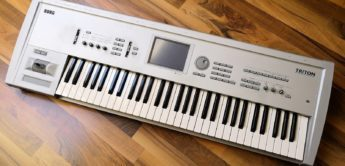 Test: Korg Triton Classic, Studio, Extreme Workstation