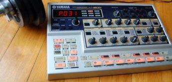 Green Box: Yamaha AN200 VA-Synth Groovebox