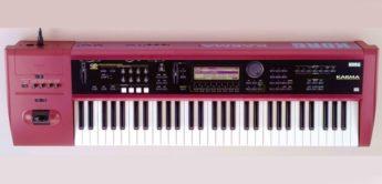 Test: Korg Karma, Groove-Synthesizer