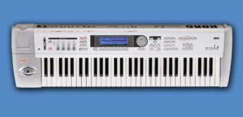 Test: Korg Triton LE, Synthesizer Workstation