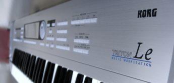 Test: Korg Triton LE, Synthesizer Workstation