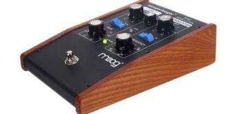 Test: Moog Moogerfooger MF-102 Ringmodulator