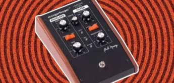 Test: Moog Moogerfooger MF-101 Filter