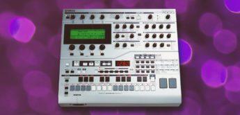 Test: Yamaha RS7000 Groovebox