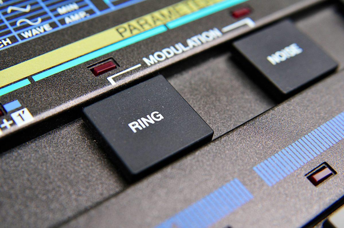 Ringmodulation und Noise