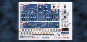 Test: Roland SH-32, VA-Synthesizer