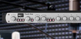 Test: SPL Track One MKII, Voice Channel