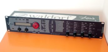 Test: Waldorf Rack Attack E-Drum-Expander