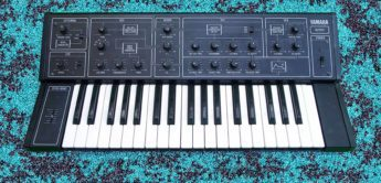 Blue Box: Yamaha CS-5, Vintage-Analog-Synthesizer
