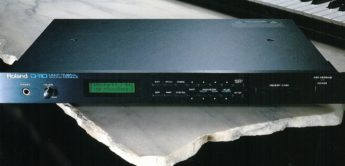 Green Box: Roland D-10, D-20, D-110, D-5, LA-Synthesizer