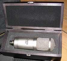 köfferchen für mikofon