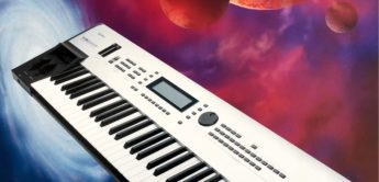 Green Box: Kawai K5000S K5000R K5000W, additive Synthesizer