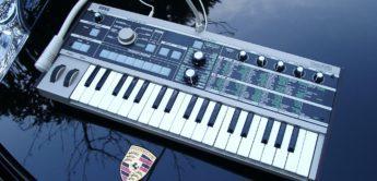 Test: Korg MicroKorg, mobiler VA-Synthesizer
