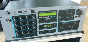 Test: E-MU Proteus 2500, Soundexpander