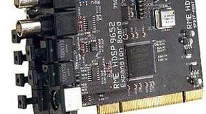 Test: RME Hammerfall HDSP 9652