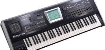 Test: Roland V-Synth, Sampling-Synthesizer