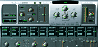 Test: Apple Logic Pro X EXS24 Software-Sampler