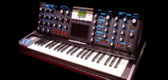 Test: Moog Minimoog Voyager, Analogsynthesizer