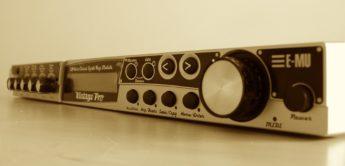 Test: E-MU Vintage Pro Synthesizer-Expander