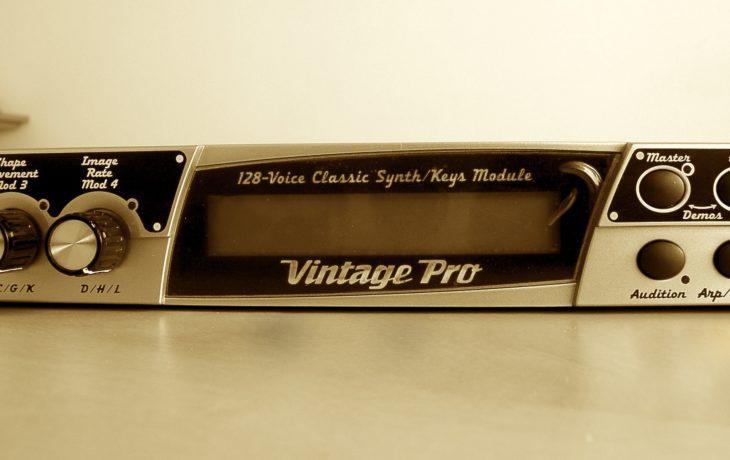 Vintage Keys Pro