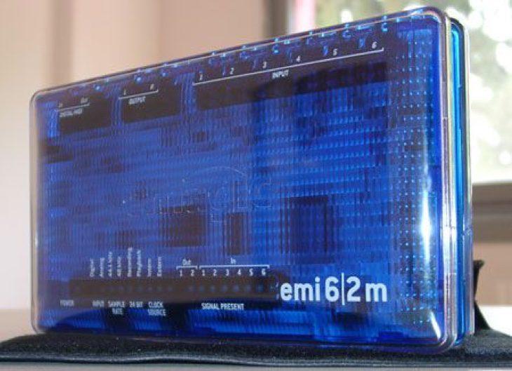 EMAGIC 6 2M WINDOWS XP DRIVER