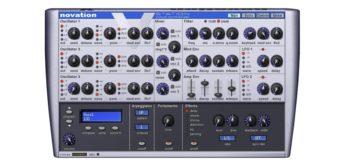 Test: Novation V-Station Software-Synthesizer