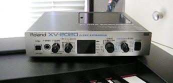 Test: Roland XV-2020, Synthesizer Expander