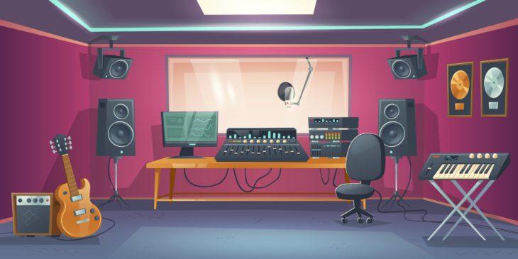 Workshop- Recording 4 - Räumlichkeit im Mix