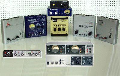 Vergleichstest: Mikrofon Vorverstärker - AMAZONA.de