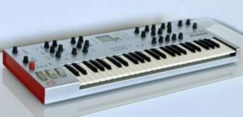 Green Box: Alesis ION, VA-Synthesizer