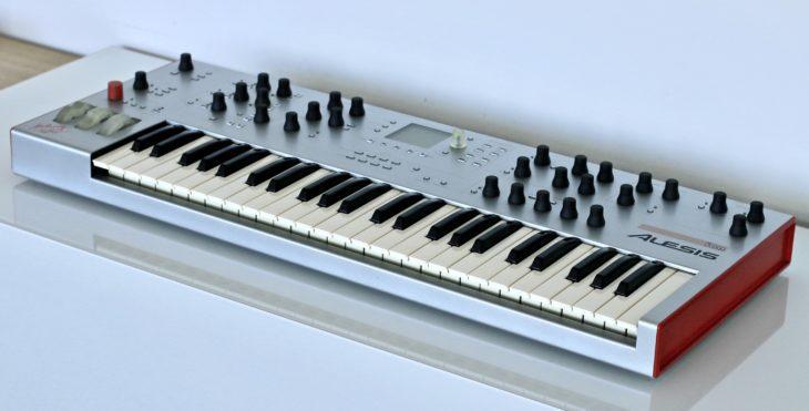 IM Test Alesis ION & Micron, VA-Synthesizer