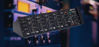 Test: Ecler Compact 5, DJ / Installations-Mixer