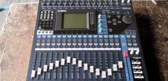 Test: Yamaha 01v96 Digitalmixer