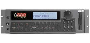 Test: E-MU EIVXT Ultra, E6400 Ultra, E-Synth Ultra, E5000 Ultra