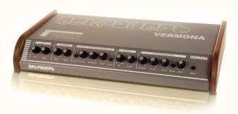 Test: Vermona Retroverb, Federhall-Effektgerät