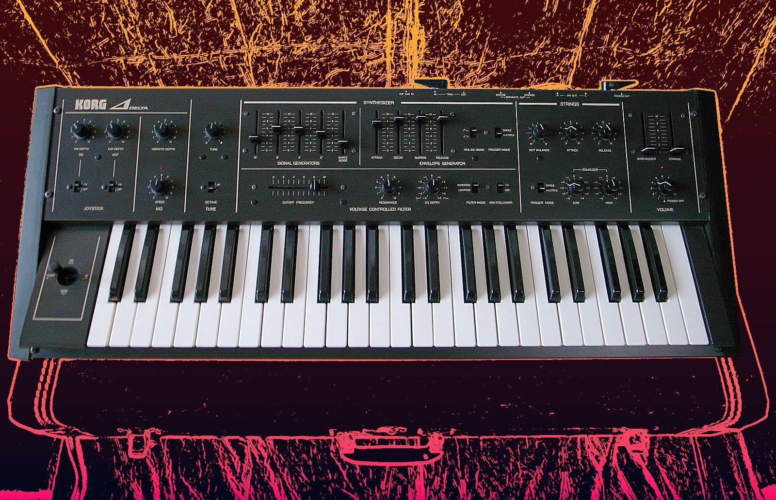 Retro-Erlebnis Synthesizer selber bauen Franzis Synthesizer Bausatz