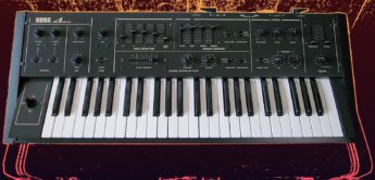 Blue Box: Korg Delta, Analoger Ensemble-Synthesizer