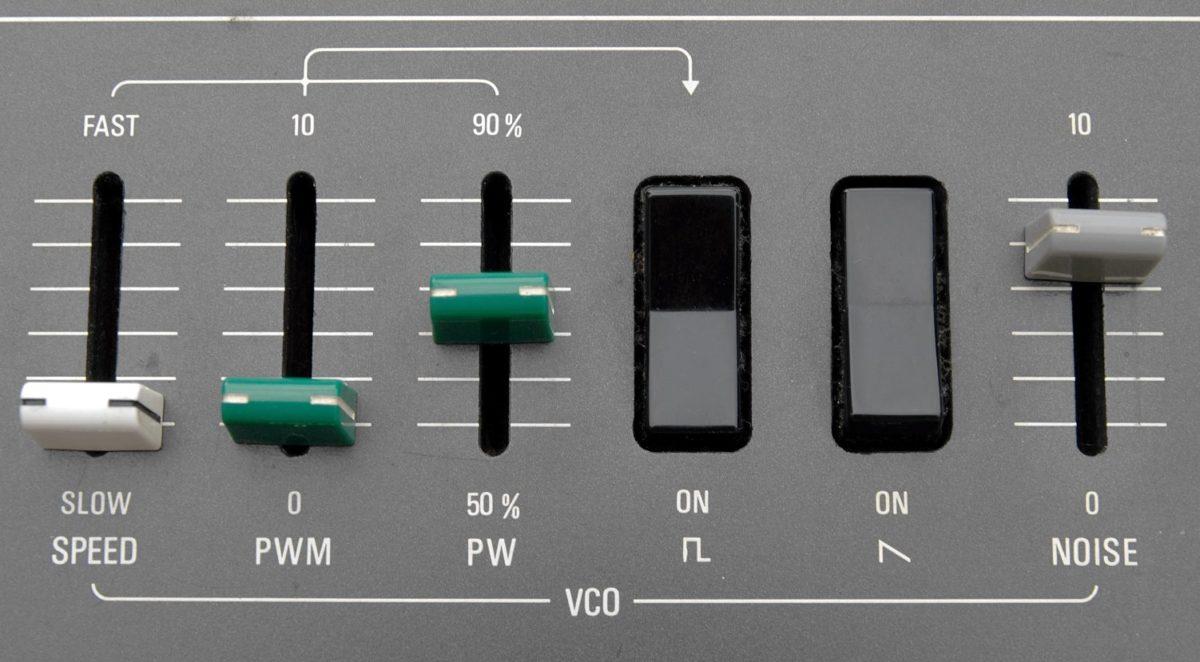 Yamaha CS50 VCO