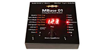 Test: Jomox MBase 01, Analog Bassdrum-Modul